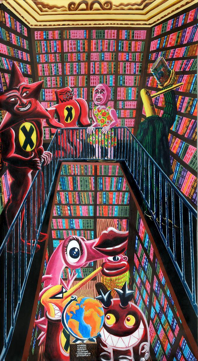 Bibliothèque de Victor Plat